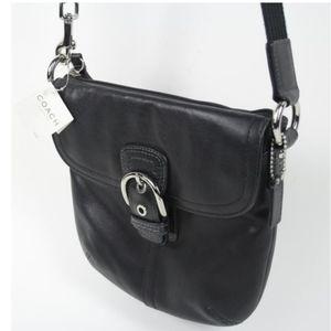 Coach Soho Leather Swingpack, NWT